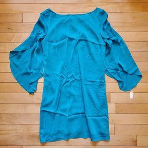 BRAND NEW Milly Stretch Silk Short Mini Dress
